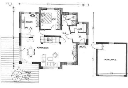 freistehendes einfamilienhaus mit einliegerwohnung in lauchheim uwe hauser immobilien uwe. Black Bedroom Furniture Sets. Home Design Ideas